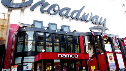 namco中野店